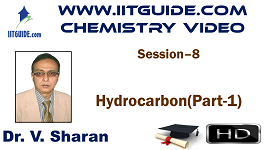 IIT JEE Main Advanced Coaching Online Class Video Chemistry – Hydrocarbon 1