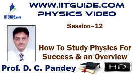 IIT JEE Main Advanced Coaching Online Class Video Physics - Overview